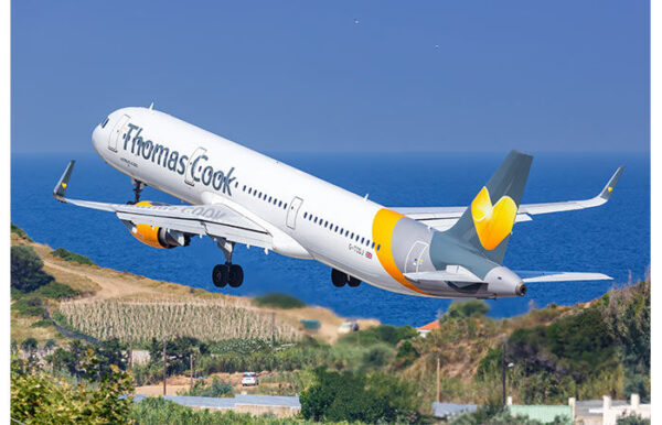 Flugzeugkalender 2020 - Airbus A321-200 Thomas Cook