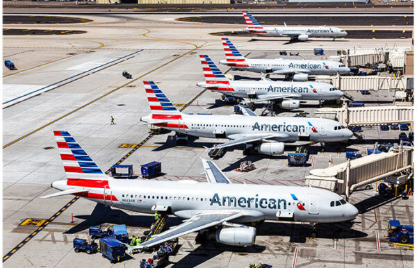 Flugzeugkalender 2020 - Airbus A320, A321 American Airlines